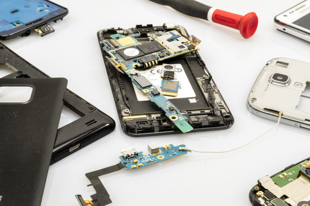 Smartphone herstellen